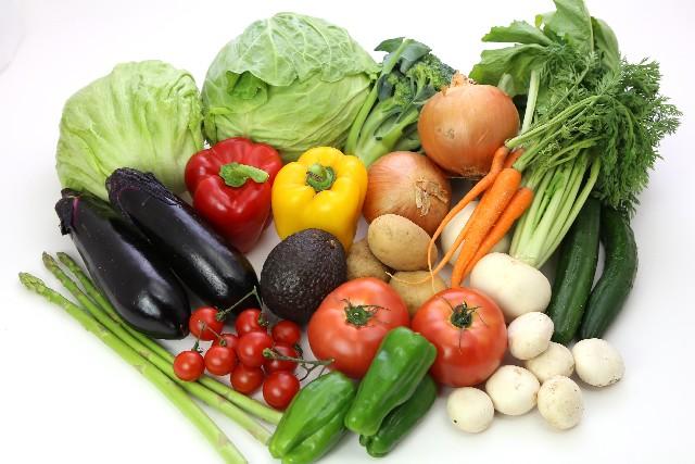 日本人に不足しがちな野菜