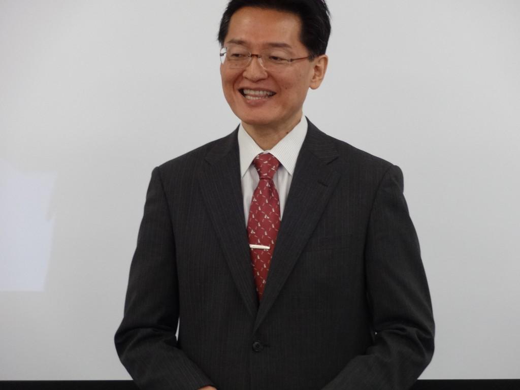 三橋純先生
