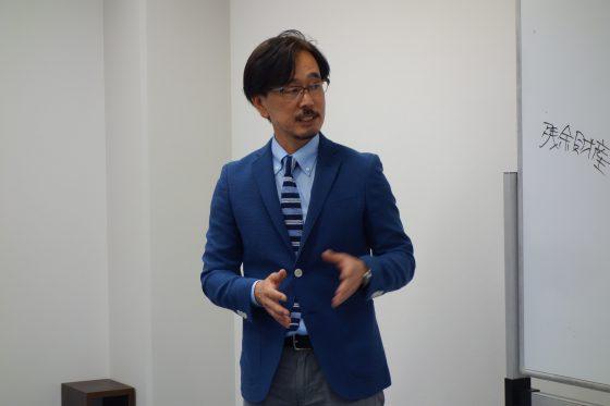ロングリーチコンサルティング田中政明先生