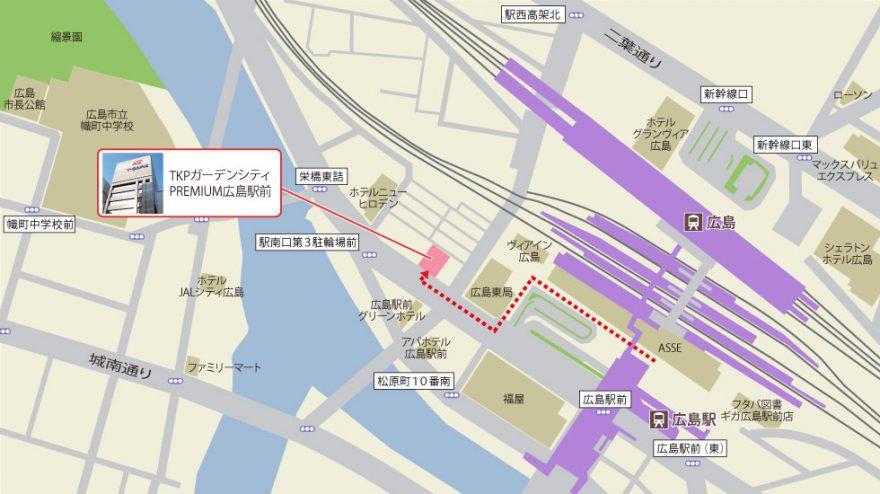 TKP広島駅前